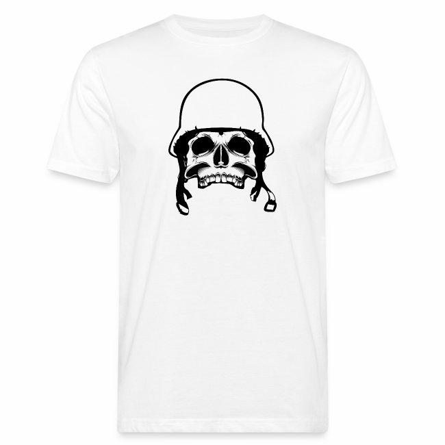 Soldier Helmet Skull 1c