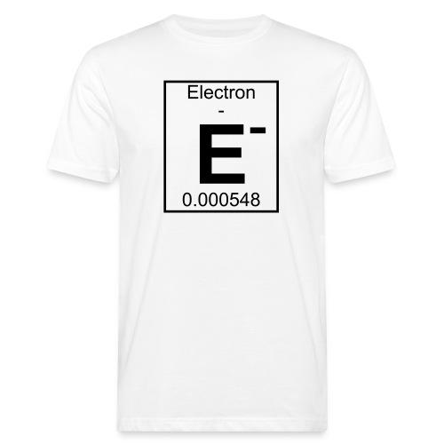 E (electron) - pfll - Men's Organic T-Shirt