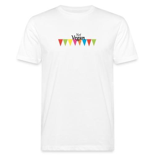 Not Vegan - Men's Organic T-Shirt
