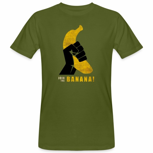 Join the Banana - T-shirt bio Homme