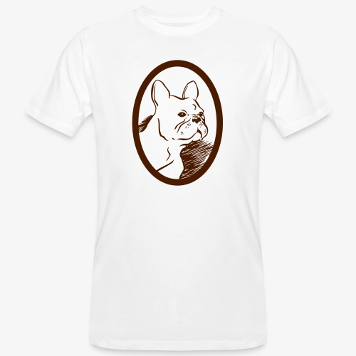 Frenchie - Ekologisk T-shirt herr