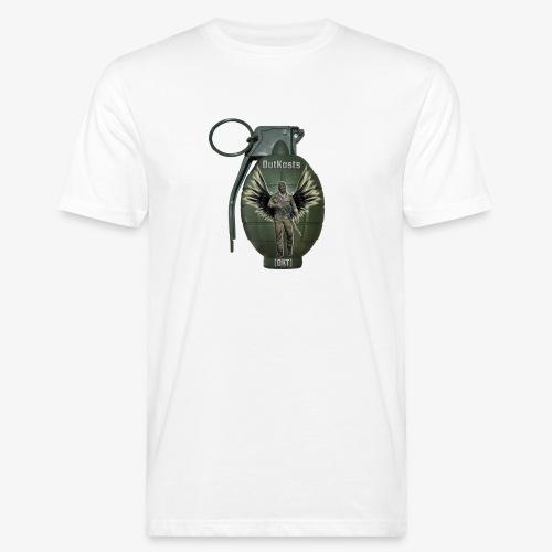 grenadearma3 png - Men's Organic T-Shirt