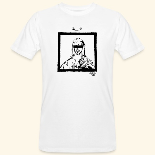 The Unknown: Jesus by buks.one - Männer Bio-T-Shirt