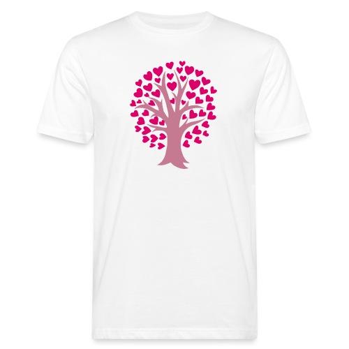 Love Grows - Miesten luonnonmukainen t-paita