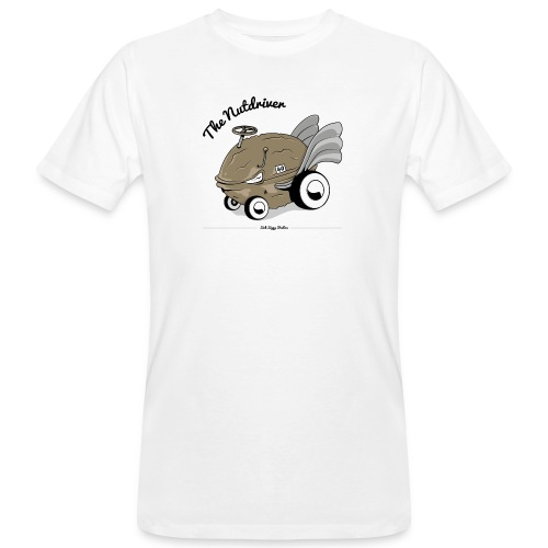Nutdriver - Männer Bio-T-Shirt
