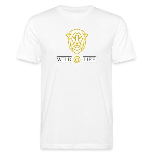 wild@life e.V. - Männer Bio-T-Shirt