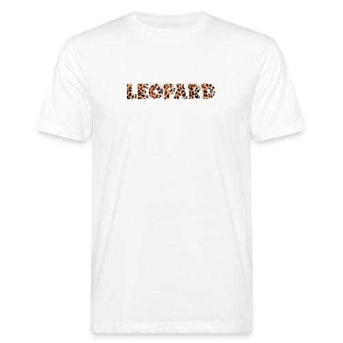 leopard 1237253 960 720 - Männer Bio-T-Shirt