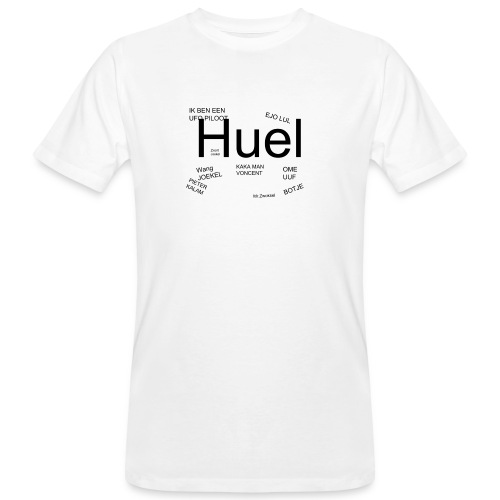 HUEL - Mannen Bio-T-shirt