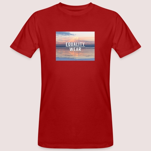 Mountain Equality Edition - Men's Organic T-Shirt