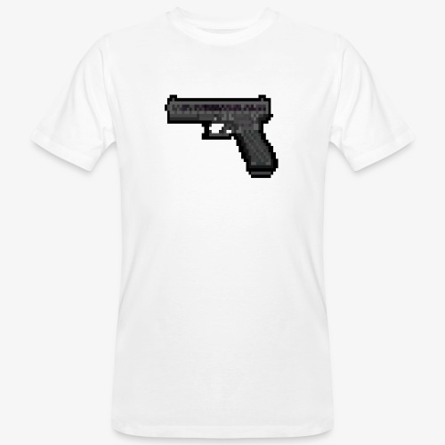 GLOCK PixelArt - T-shirt bio Homme