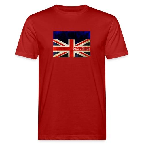 Brittish Flag - Ekologisk T-shirt herr