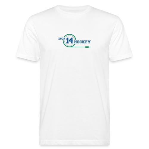 D14 HOCKEY LOGO - Men's Organic T-Shirt