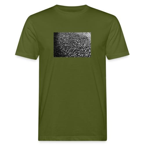 cobblestone shirt - Mannen Bio-T-shirt