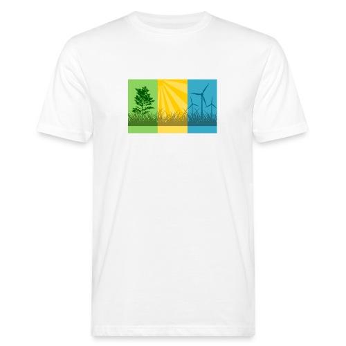renewables2 - Männer Bio-T-Shirt