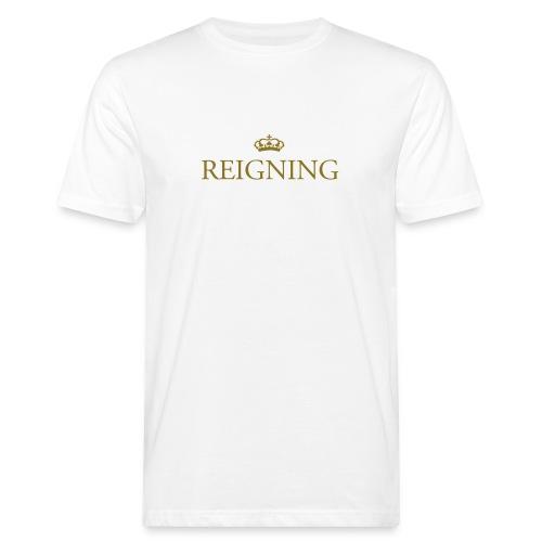 Gin O'Clock Reigning - Men's Organic T-Shirt