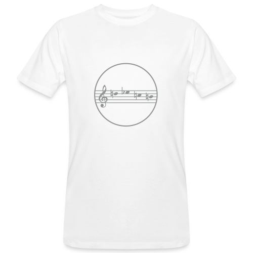 D S C H (Shostakovich) - Männer Bio-T-Shirt