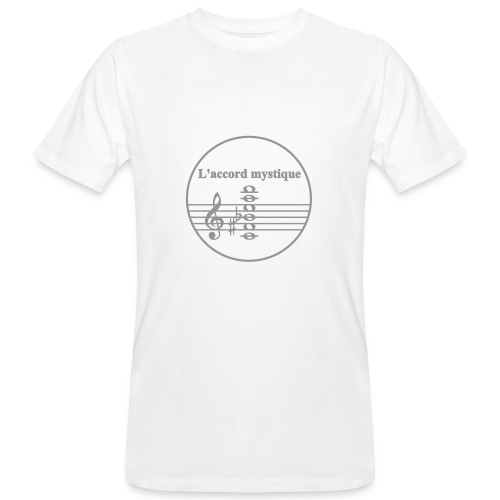 Scriabin L'accord mystique - Männer Bio-T-Shirt