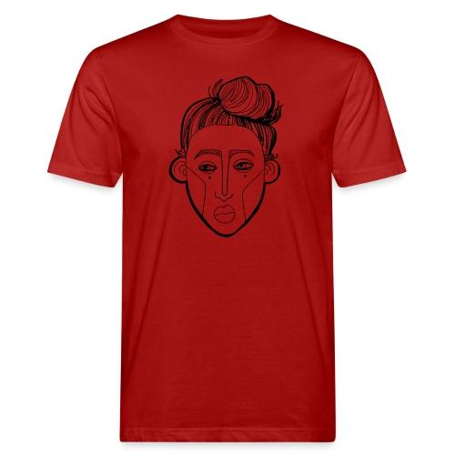 BELLE - Miesten luonnonmukainen t-paita