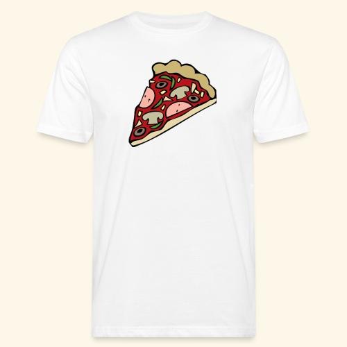 Pizza - T-shirt bio Homme