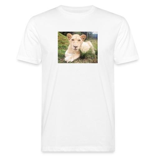 10536 2Cmoomba groot - Men's Organic T-Shirt