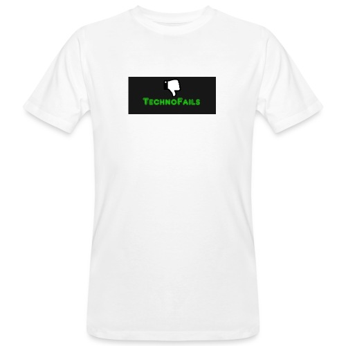 TechnoFails :( - Men's Organic T-Shirt