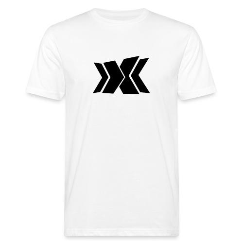 RLC Black Logo - Männer Bio-T-Shirt