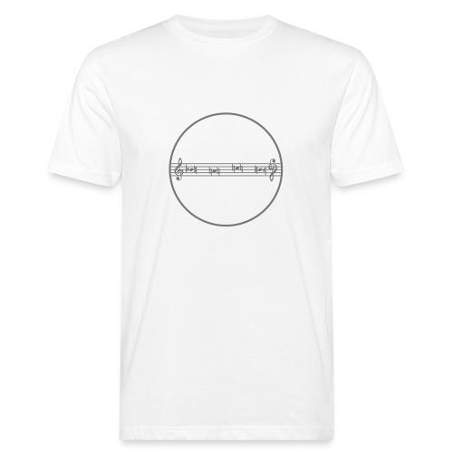 B A C H - Männer Bio-T-Shirt