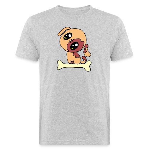 Kawaii le chien mignon - T-shirt bio Homme