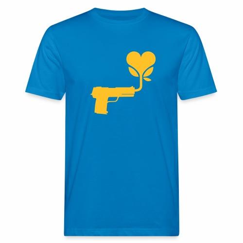 Local Underground logo flat - Men's Organic T-Shirt