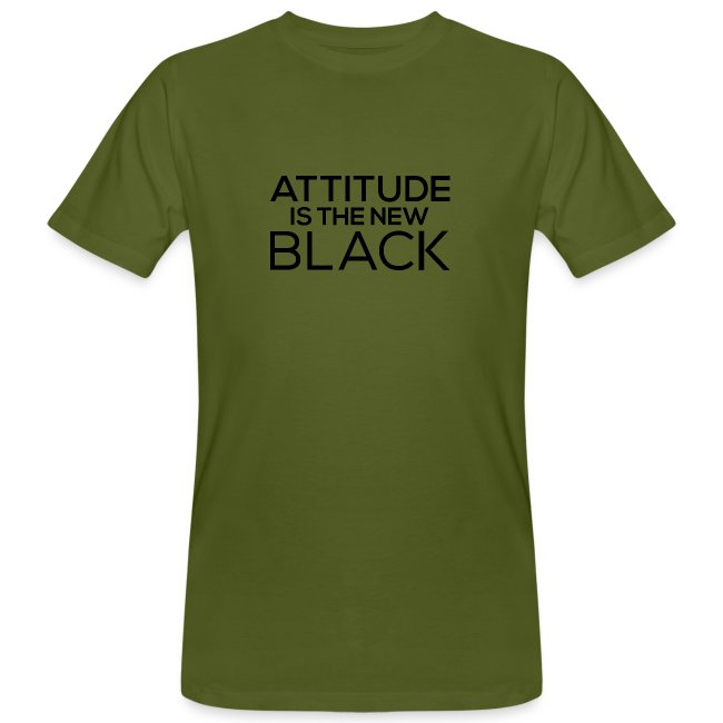 Attitude is the new black