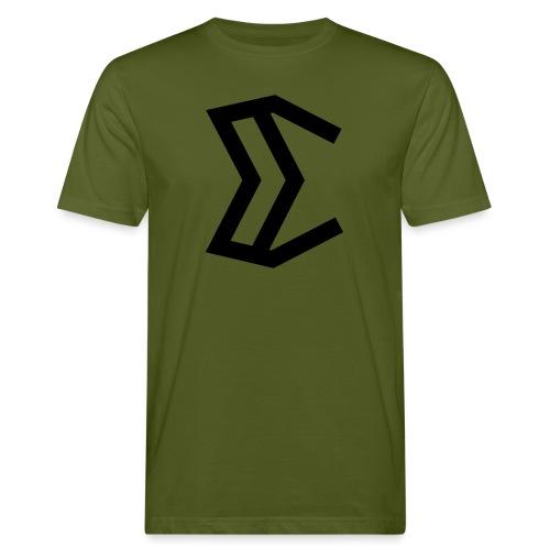 E - Men's Organic T-Shirt