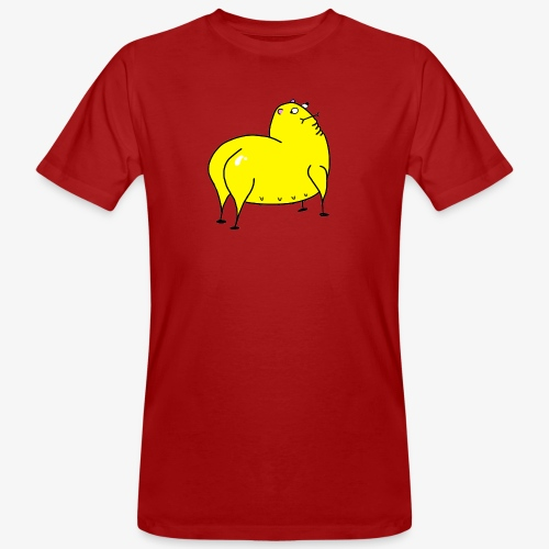 Grunk - Ekologisk T-shirt herr