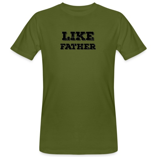 like father - Men's Organic T-Shirt