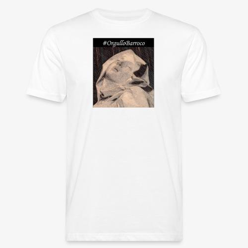 #OrgulloBarroco Teresa dibujo - Camiseta ecológica hombre