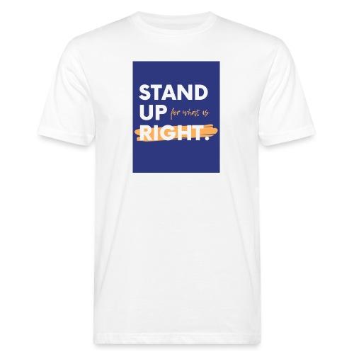 03723A0F FC04 4886 ACEC BB0A8F7400D9 - Men's Organic T-Shirt