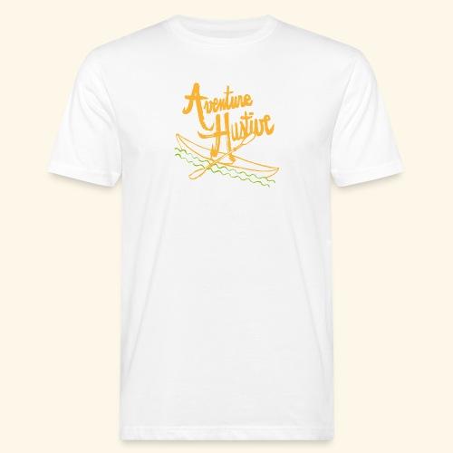 LogoTypo Kayak 04 - T-shirt bio Homme