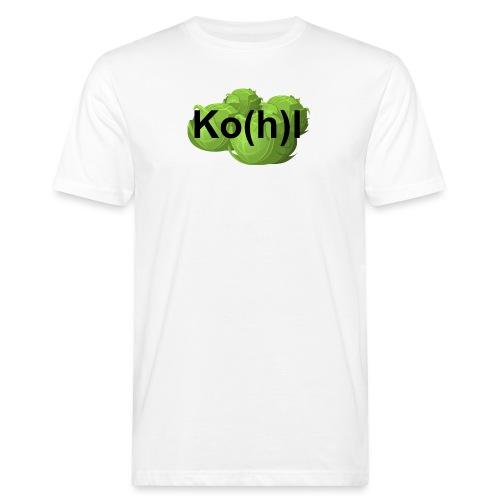 Ko(h)l - Männer Bio-T-Shirt