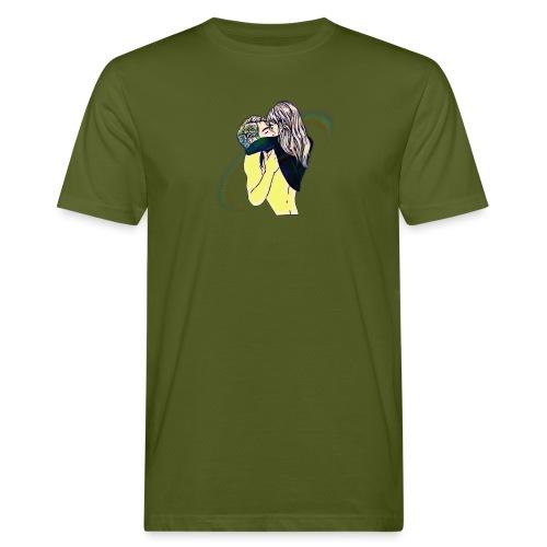 Innamorati - T-shirt ecologica da uomo