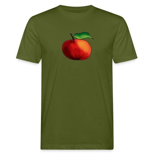mela-png - T-shirt ecologica da uomo