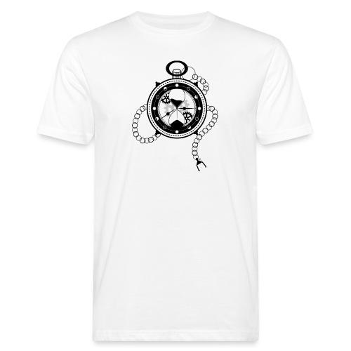 Le Temps - T-shirt bio Homme