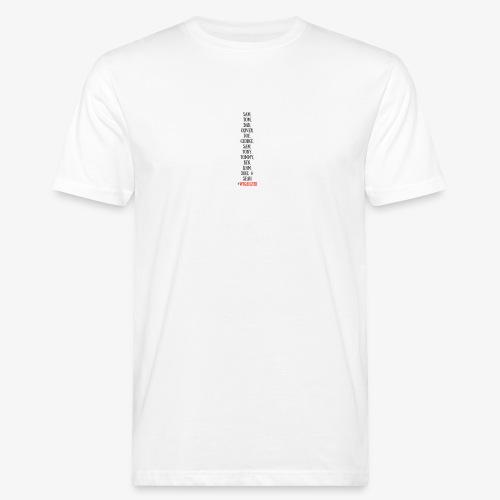 Tom Dan Oliver Joe George - Men's Organic T-Shirt