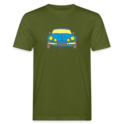 Voiture ancienne mythique française - T-shirt bio Homme