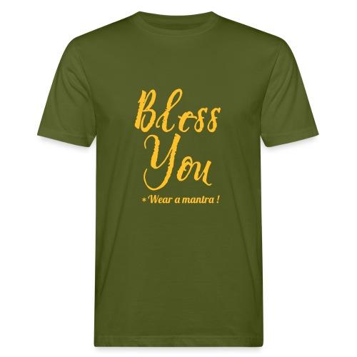 BLESS YOU - T-shirt ecologica da uomo