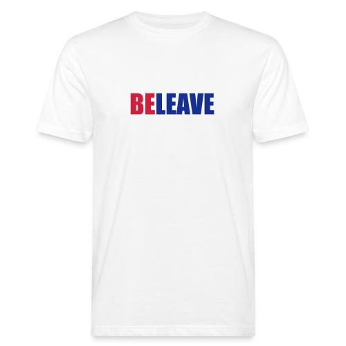 BeLeave - Men's Organic T-Shirt
