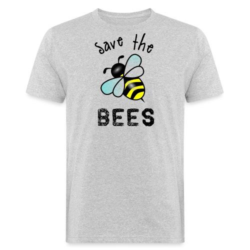 Bees4 - save the bees | Book Rebels - Men's Organic T-Shirt