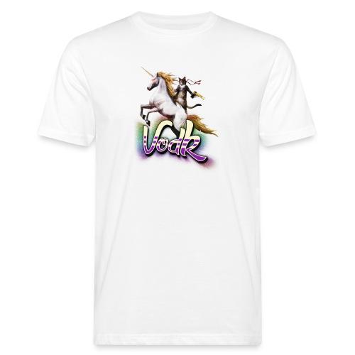 VodK licorne png - T-shirt bio Homme