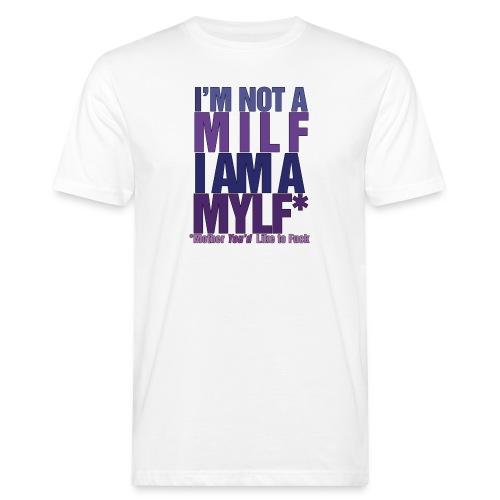 MYLF - Økologisk T-skjorte for menn