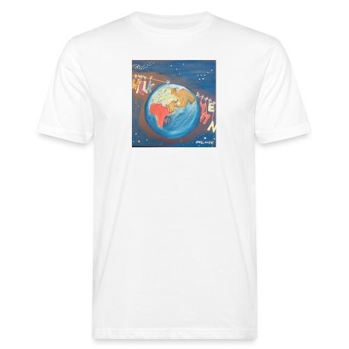 Willkommen - Männer Bio-T-Shirt