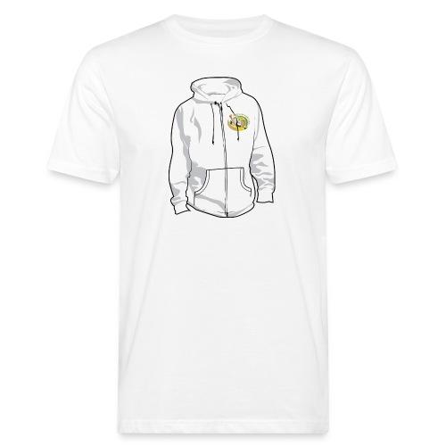 hoodyfront - Mannen Bio-T-shirt
