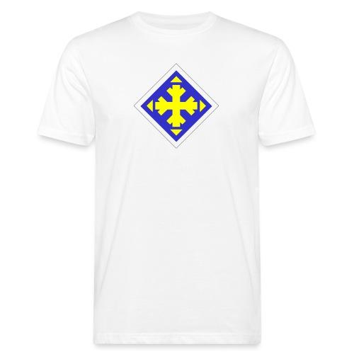 Mäksäreppu, vaalean sininen - Miesten luonnonmukainen t-paita